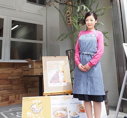 三幸製菓グループ、新潟駅前にカレー店オープン スパイス感、全面に