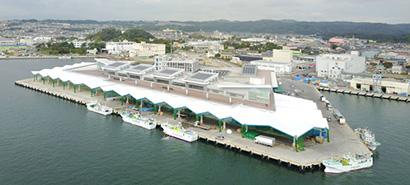 2月に対EUのHACCP認定を取得した塩竃市魚市