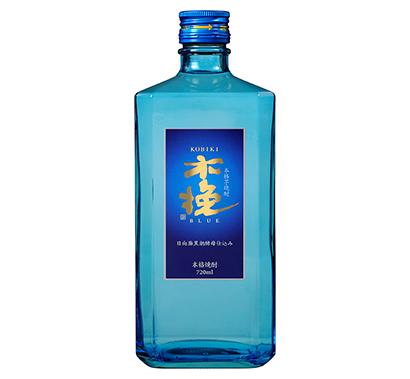 本格焼酎特集:雲海酒造 「木挽BLUE」注力 小容量など店頭導入を