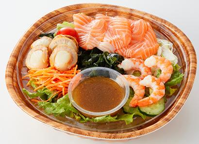 ユニー、惣菜新ブランド第1弾サラダなど9品を発売 質と鮮度こだわり