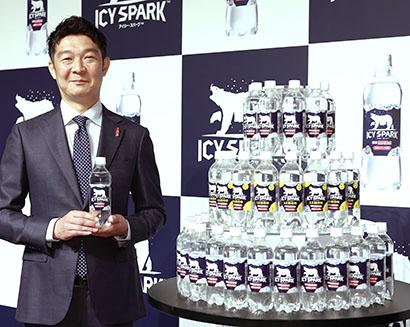 コカ・コーラシステム、日本コカ史上最強の強炭酸「アイシー・スパーク」発売