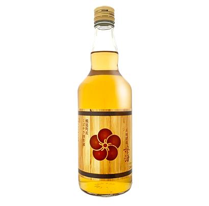 幌延町、道産梅100%使用「幌延町産ミズナラ樽貯蔵 梅酒」を発売