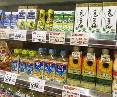 健康関連食品特集:油脂 トクホごま油登場 サプリ用途も規模拡大