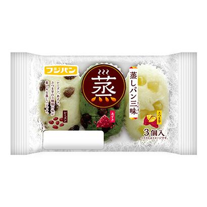「蒸しパン三昧」発売(フジパン)
