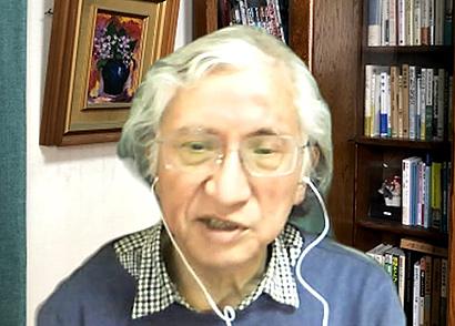 食品産業文化振興会、武川直樹氏が講演 リモート食事会での充実感