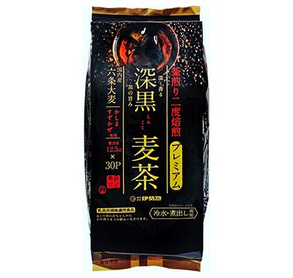 麦茶・健康茶特集:伊勢惣 30Pの販売強化