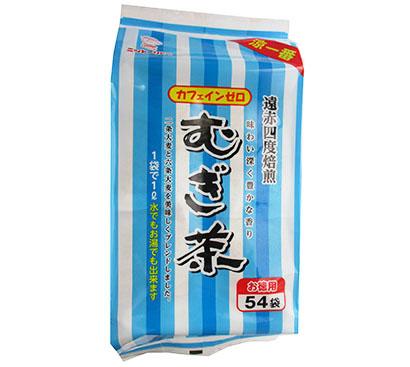 麦茶・健康茶特集:日東食品工業 主力の「徳用」刷新