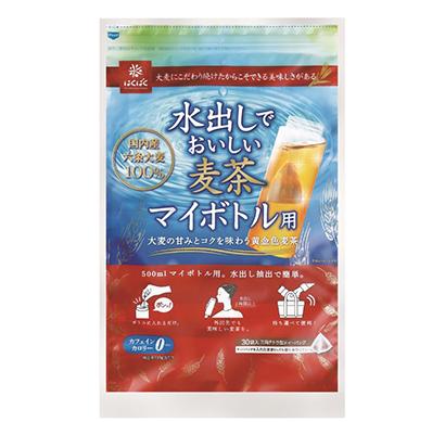 麦茶・健康茶特集:はくばく 消費変化とらえる