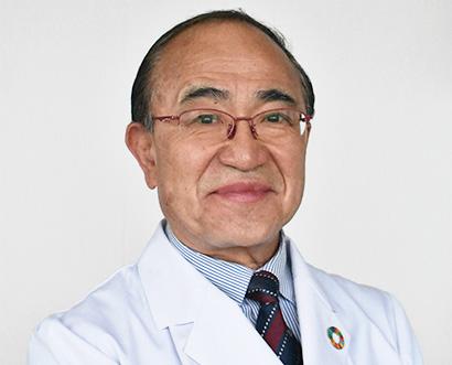 渡邉泰雄理事長
