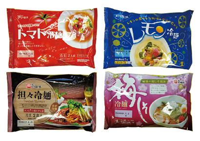 全国麺類特集:東北地区=戸田久 2月期売上げ15%増に 関東で主力の冷麺好調