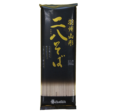 全国麺類特集:東北地区=城北麺工 そば好き中高年向けに「羽州二八そば」発売