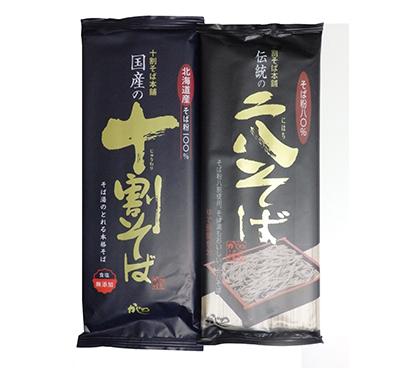全国麺類特集:関東地区=山本かじの 高配合タイプの拡販へ 国産十割そばが順調