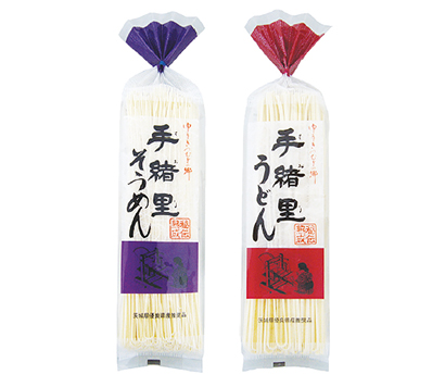 全国麺類特集:関東地区=ヤマダイ 「手緒里めん」シリーズ堅調