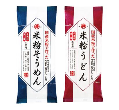 全国麺類特集:播州地区乾麺=東亜食品工業 グルテンフリー商品の拡大目指す