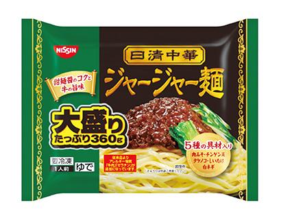 日清中華 ジャージャー麺 大盛り