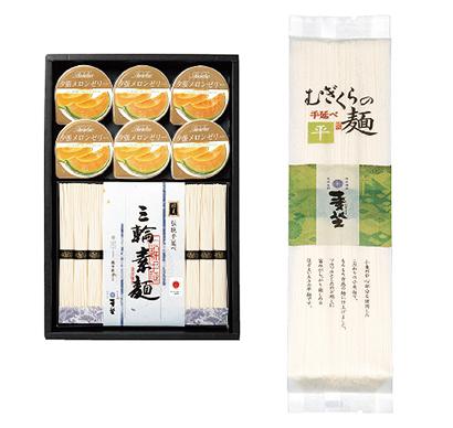全国麺類特集:奈良・三輪地区手延べ麺=巽製粉 内食拡大見越し単品育成へ