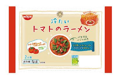 日清食品 冷たいトマトのラーメン 2人前