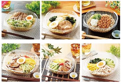 全国麺類特集:ファミリーマート、調理麺25種のラインアップ