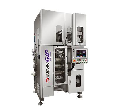 FOOMA特集:大成ラミック 高い生産性・汎用性 高速自動充填機「DANGA…