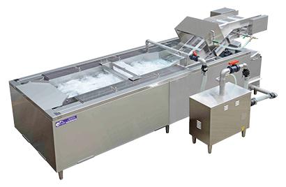 食品洗浄機「アクアウオッシュ・マスターTWS-1300AB」