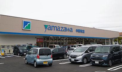 ヤマザワ中野栄店、旧店舗を小型化してオープン