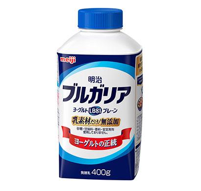 ヨーグルト・乳酸菌飲料特集:明治 拡大基調のプレーン刺激策を