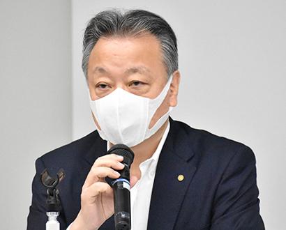 冨田史好社長