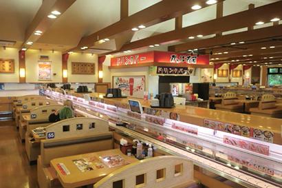 テイクアウト・デリバリー強化を展開するカッパ・クリエイトの「かっぱ寿司」