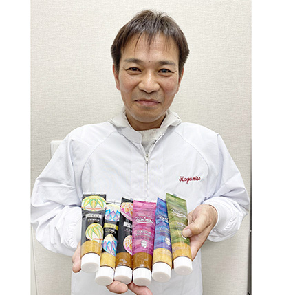 加賀味噌食品工業協業組合、チューブ入り味噌発売 利便性・環境配慮を両立