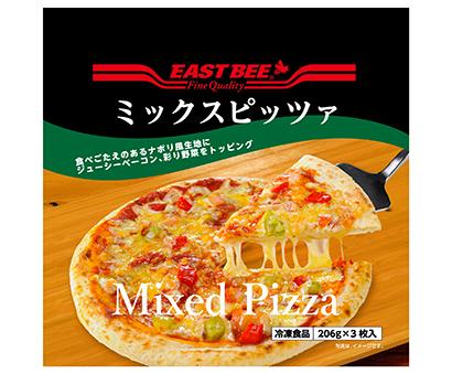 「EAST BEEミックスピッツァ」