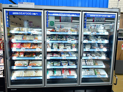 素材系も好調に推移している冷凍食品
