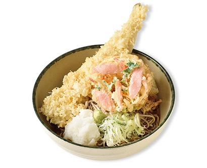 岩下食品、新生姜使用夏メニューで「箱根そば」とコラボ