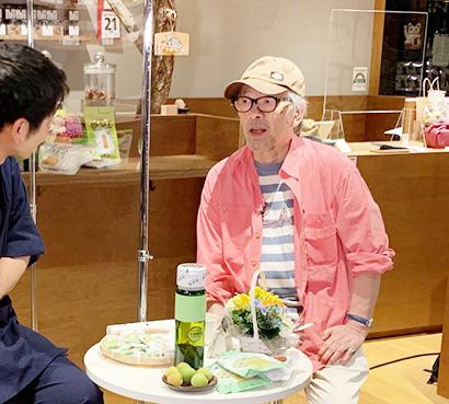 総合長寿食研究所所長・食文化史研究家の永山久夫