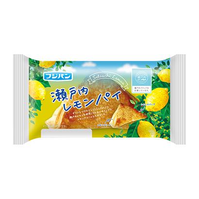 「瀬戸内レモンパイ」発売(フジパン)