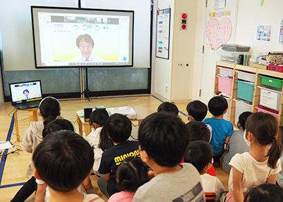 モンデリーズ・ジャパンら、小学生オンライン教室で虫歯予防を解説