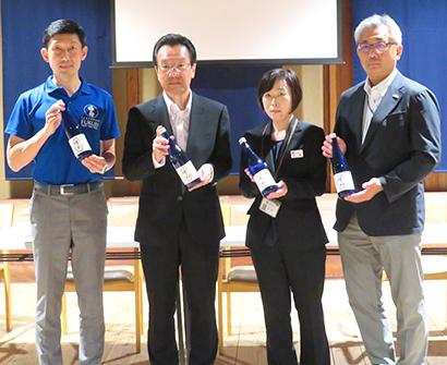 環境配慮の山田錦使用日本酒が完成 香りしっかり 神戸酒心館など連携