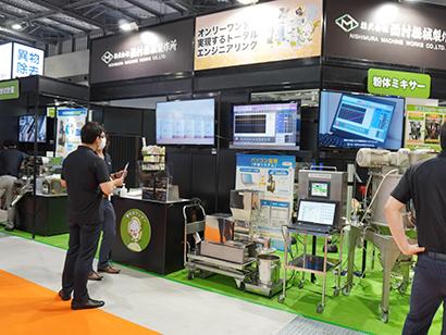 西村機械製作所、FOOMAに出展 高精度計量充填システム、生産性向上テーマに
