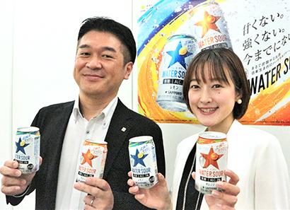RTD市場、若者狙いの提案活発化 サッポロビール、低アル・無糖を