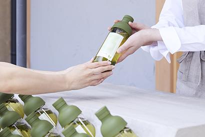 全国緑茶特集:T-BOX 名古屋で「朝ボトル」サービス