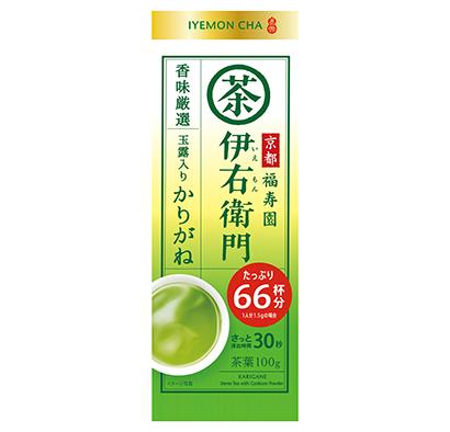 全国緑茶特集:宇治の露製茶 「伊右衛門」一層の浸透 量販店向けに注力