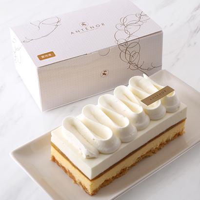 エーデルワイスは昨秋から冷凍お取り寄せケーキの販売をスタート
