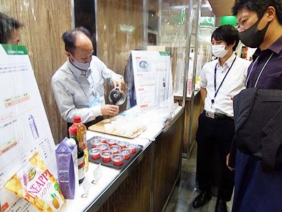 三井食品、飲食店の朝食導入支援 簡便メニューで機会拡大