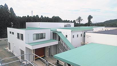 エア・ウォーター、九州農産加工に参入 トミイチ施設完成で本格化
