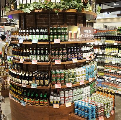 ◆海外ブランドビール特集:家飲み浸透でニーズ顕在化 高単価でもこだわり品を