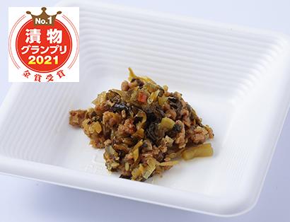 写真(8) 河野食品「高菜&SOYMEATガパオ風」