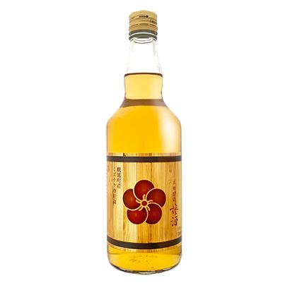 北海道特集:地域産品=幌延町 「幌延町産ミズナラ樽貯蔵 梅酒」