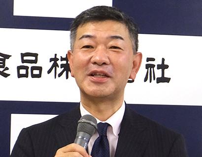 フォーカスin:三井食品・柴田幸介社長 優良資産を守り進化へ