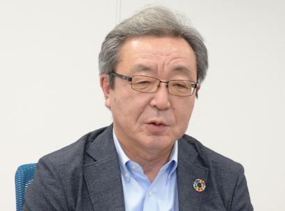 櫻庭英悦EPAC代表理事