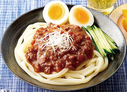 夏のお昼は麺にかけるだけですぐできる 「かけうま麺用ソース」で決まり!