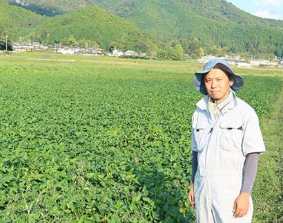 丹波地区・なかで農場、力を注ぐ6次産業化 的確に専門家へ任せる